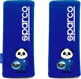 Sparco Mini Shoulder Pads Blue 2pcs