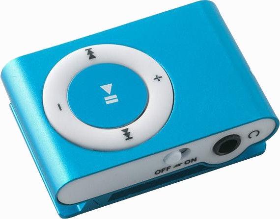 Mūzikas atskaņotājs Setty Super Compact GSM024740 Blue, 0 GB