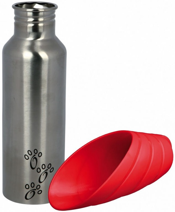 Trixie Bottle With Bowl 750ml