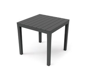 Садовый стол Progarden Bali 02030, серый, 78 x 50 x 72 см