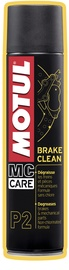 Tīrītājs Motul Brake Clean P2, 0.4 ml