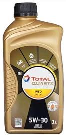Motoreļļa Total Quartz Ineo Long Life 5W - 30, sintētiskais, vieglajam auto, 1 l