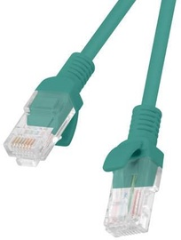 Lanberg UTP CAT.5E Patchcord 30m Green