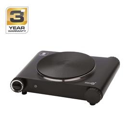 Mini plītis Standart ST-HP01B, 1500 W, melna