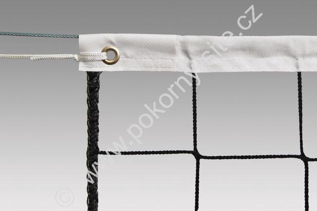 Pokorny-syte Econom Net 2.5mm Black TIV00205