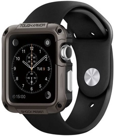 Spigen Tough Armor Case For Apple Watch 3/2/1 42mm Gunmetal