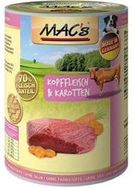 Mac's Jowel & Carrot 800g
