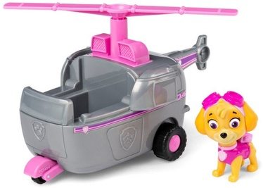 Rotaļlietu figūriņa Spin Master Vehicle With Figure Paw Patrol Helicopter Skye