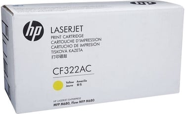 HP CF322AC Toner Yellow