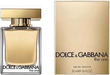 Туалетная вода Dolce & Gabbana The One 50ml EDT
