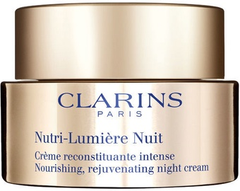 Sejas krēms Clarins Nutri Lumiere Night Cream, 50 ml