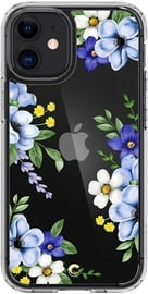 Spigen Cyrill Cecile Back Case For Apple iPhone 12 Mini Midnight Bloom