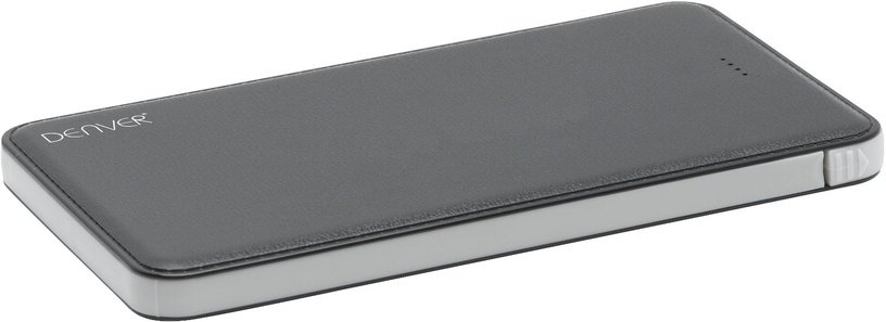 Ārējs akumulators Denver PBS-10002 Black, 10000 mAh