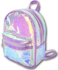 Stnux Glossy Stars Backpack For Girls