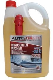 Logu mazgāšanas šķidrums Autoserio Windscreen Washer Winter 4l