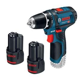 Akumulatora skrūvgriezējs - urbis Bosch 060186810F