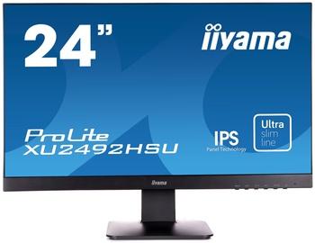 "Monitors Iiyama ProLite XU2492HSU-B1, 24"", 5 ms"