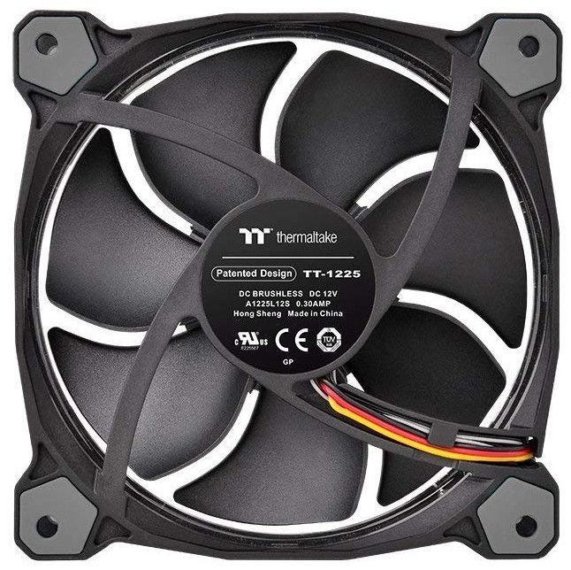 Thermaltake 12 RGB Sync Edition 3 Pack Fan