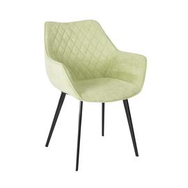 Ēdamistabas krēsls Home4you Naomi Green, 1 gab.