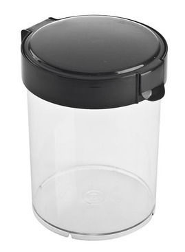 Plast Team Mary Round Canister 16.1x14.2x19.1cm 2l