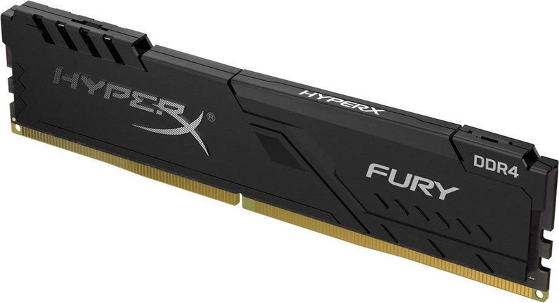 Operatīvā atmiņa (RAM) Kingston HyperX Fury Black HX432C16FB3/8 DDR4 8 GB CL16 3200 MHz