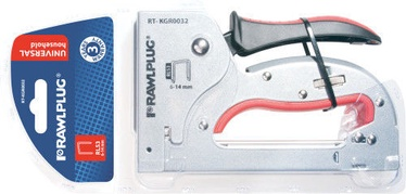 Rawlplug Staple Gun RL53 6-14mm