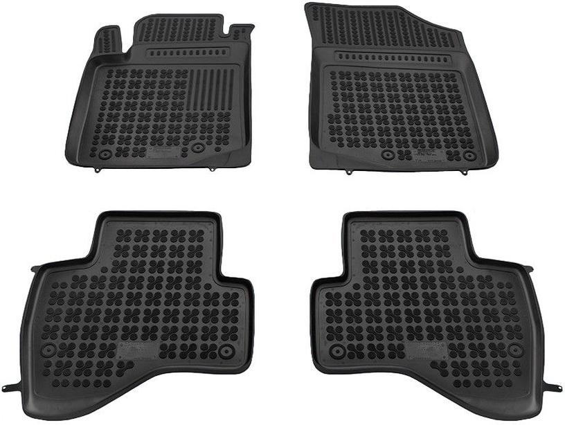 REZAW-PLAST Toyota Aygo 2014 Rubber Floor Mats