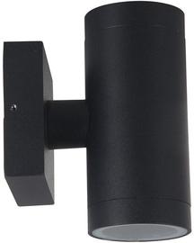 Verners B0654-R2 Wall Lamp 2x35W GU10 Black