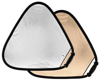 Рефлектор Lastolite Tri Grip Reflector 75cm Sunfire/Silver