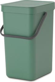 Brabantia Sort & Go atkritumu tvertne, 12 l, Fir Green