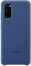 Samsung Silicone Back Case For Samsung Galaxy S20 Navy
