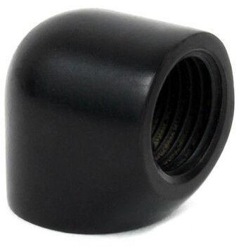 EK Water Blocks EK-AF Angled 90° 2F G1/4 Black