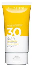 Крем для загара Clarins Sun Care Body Cream SPF30, 150 мл