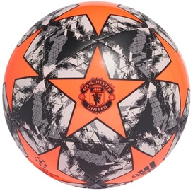 Adidas UCL Finale 19 Manchester United Capitano Ball DY2538 Size 4