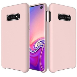 Hurtel Soft Flexible Back Case For Samsung Galaxy S10 Pink