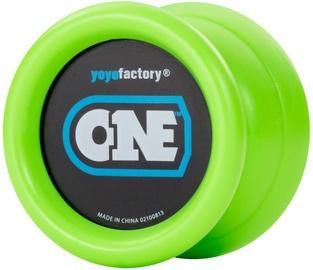 YoYoFactory Yo-Yo One Green