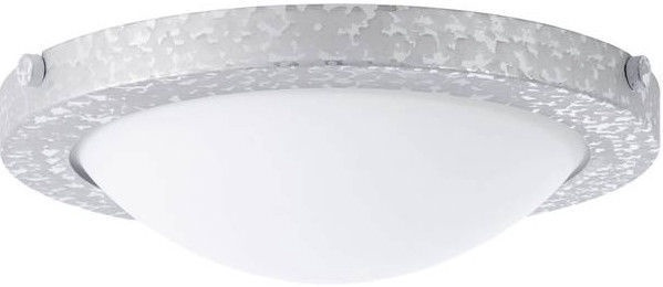 Brilliant Talo Ceiling Lamp 2x25W E27 90380/43 Antique Zinc