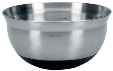 Brabantia Mixing Bowl Matt Steel 1.6l