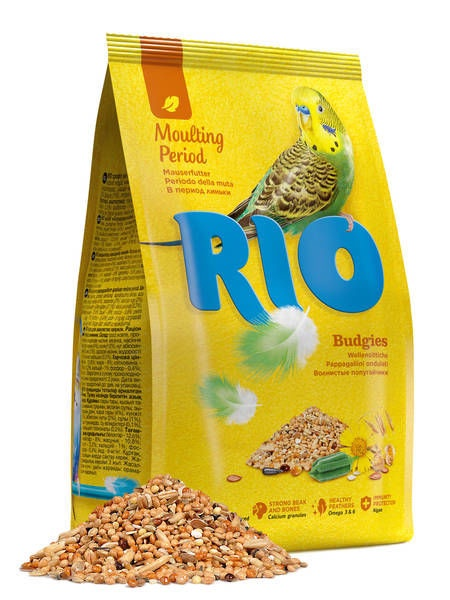 Mealberry Rio Multin Period For Budgies 1kg