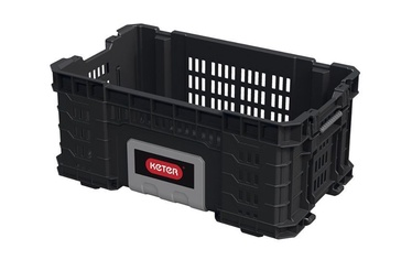 """Keter Professional Gear Crate 22"""" Black"""