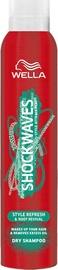 Wella Shockwaves Style Refresh & Root Revival Dry Shampoo 180ml