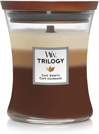 WoodWick Cafe Sweets Trilogy Candle 275g
