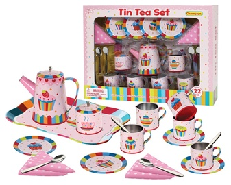 SN Childrens Tin Tea Set CH51013