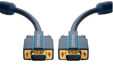 Clicktronic Cable VGA To VGA 2m