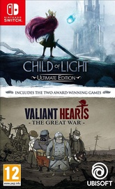 Child of Light and Valiant Hearts: The Great War Double Pack SWITCH