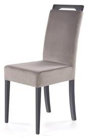 Halmar Chair Clarion Graphite/Anthracite