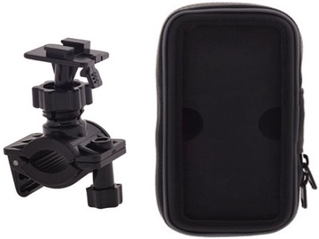 HQ B-02 Universal Bike Holder With Waterproof Zipper Case