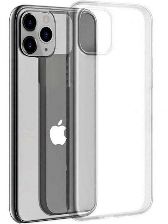 Evelatus Back Case For Apple iPhone 12/12 Pro Transparent