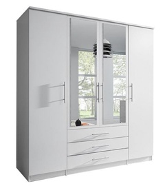 Idzczak Meble Szantal 4D Wardrobe White