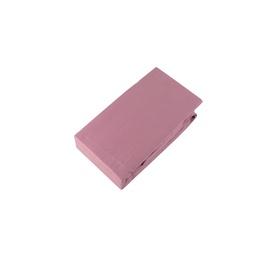 Palags Domoletti Nostalgia Rose 17-1512 Pink, 90x200 cm, ar gumiju